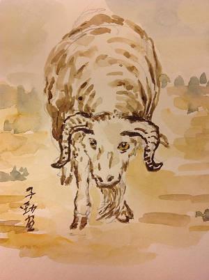 Chinesisches Horoskop 2015 - Ziege