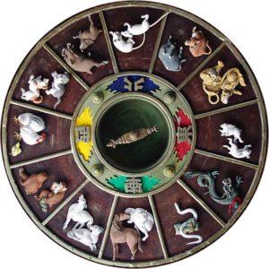 Tierkreiszeichen im chinesischen Horoskop