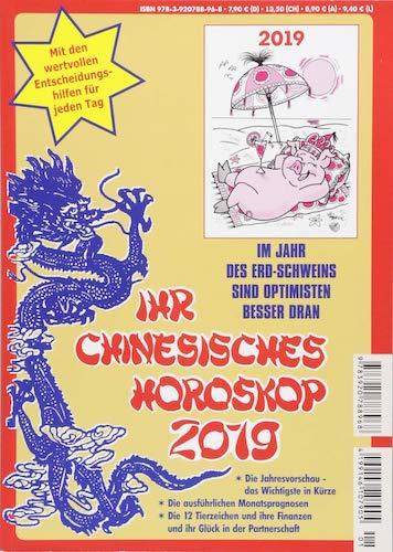 Daniela Herzberg Ihr Chinesisches Horoskop 2019
